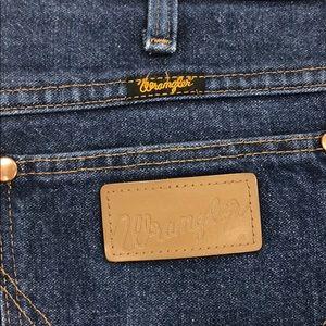 WRANGLER Men's 30 x 34 Jeans